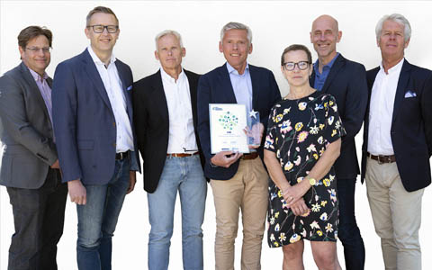 ESBE WINS PRESTIGIOUS AWARD, SWEDEN'S BEST MANAGED COMPANIES 2020